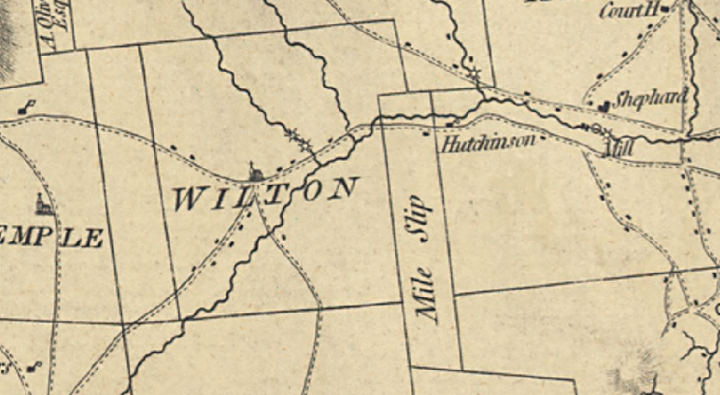 Wilton Excerpt from Holland 1784
